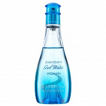 Davidoff Cool Water Caribbean Summer Edition Eau de Toilette nőknek 100 ml