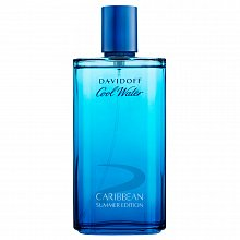 Davidoff Cool Water Caribbean Summer Edition Eau de Toilette bărbați 125 ml