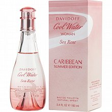 Davidoff Cool Water Woman Sea Rose Caribbean Summer Edition woda toaletowa dla kobiet 10 ml Próbka