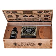 Dear Barber Collections Beard Grooming Kit set for the beard 35 ml + 25 ml