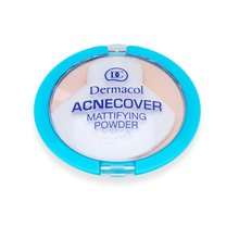 Dermacol ACNEcover Mattifying Powder No.01 Porcelain пудра за проблемна кожа 11 g