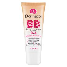 Dermacol BB Magic Beauty Cream 8in1 Nude BB krém 30 ml