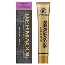 Dermacol Cover 212 extrémen fedő make-up SPF 30 30 g