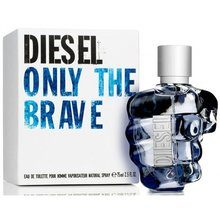 Diesel Only The Brave Eau de Toilette bărbați 200 ml