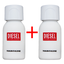 Diesel Plus Plus Masculine Eau de Toilette bărbați 10 ml Eșantion