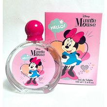 Disney Minnie Mouse Eau de Toilette per bambini 100 ml