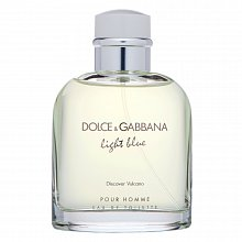 Dolce & Gabbana Light Blue Discover Vulcano Eau de Toilette bărbați 10 ml Eșantion