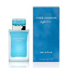 Dolce & Gabbana Light Blue Eau Intense Eau de Parfum nőknek 25 ml