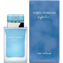 Dolce & Gabbana Light Blue Eau Intense Eau de Parfum nőknek 50 ml