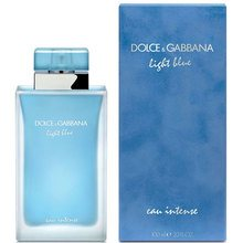 Dolce & Gabbana Light Blue Eau Intense Eau de Parfum femei 10 ml Eșantion