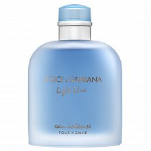 Dolce & Gabbana Light Blue Eau Intense Pour Homme Eau de Parfum bărbați 10 ml Eșantion