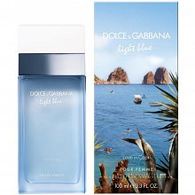 Dolce & Gabbana Light Blue Love in Capri Eau de Toilette femei 100 ml