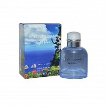 Dolce & Gabbana Light Blue Love in Capri Eau de Toilette bărbați 75 ml