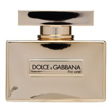 Dolce & Gabbana The One 2014 Gold Edition Eau de Parfum da donna 10 ml Spruzzo