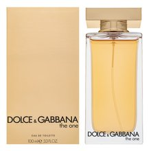 Dolce & Gabbana The One Eau de Toilette für Damen 100 ml