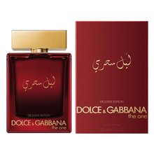 Dolce & Gabbana The One Mysterious Night Eau de Parfum férfiaknak 150 ml