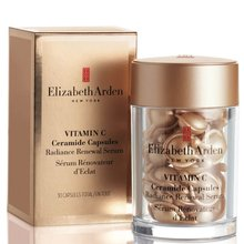 Elizabeth Arden Vitamin C Ceramide Capsules Radiance Renewal Serum 30 pcs intensive moisturizing serum for unified and lightened skin