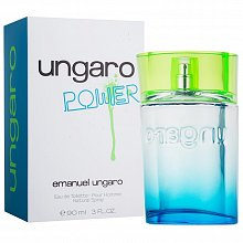 Emanuel Ungaro  Power Eau de Toilette für Herren 90 ml