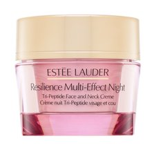 Estee Lauder Resilience Night Multi-Effect Face and Neck Creme Hautserum für die Nacht gegen Falten 50 ml