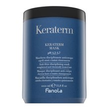 Fanola Keraterm Hair Ritual Mask Bändigende Haarmaske für widerspenstiges Haar 1000 ml