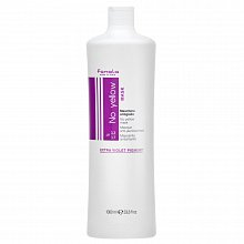 Fanola No Yellow Mask Mascarilla Para cabello rubio platino y gris 1000 ml