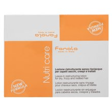 Fanola Nutri Care Leave-in Restructuring Lotion Leave-in hair treatment for dry and damaged hair 12 x 10 ml