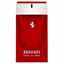 Ferrari Man in Red Eau de Toilette bărbați 100 ml