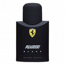 Ferrari Scuderia Black Aftershave for men 75 ml