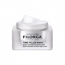 Filorga Time-Filler Night Cream night skin serum anti-wrinkle 50 ml