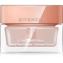Givenchy L'Intemporel Global Youth Silky Sheer Cream crema de fortalecimiento efecto lifting antienvejecimiento de la piel 50 ml