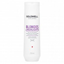 Goldwell Dualsenses Blondes & Highlights Anti-Yellow Shampoo shampoo for blond hair 250 ml
