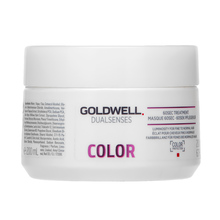 Goldwell Dualsenses Color 60sec Treatment mask for coloured hair 200 ml