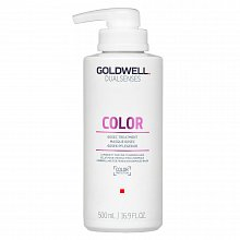 Goldwell Dualsenses Color 60sec Treatment mask for coloured hair 500 ml
