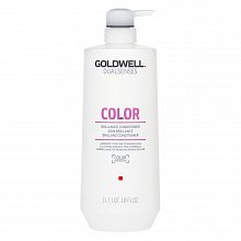 Goldwell Dualsenses Color Brilliance Conditioner balsam pentru păr vopsit 1000 ml