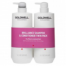 Goldwell Dualsenses Color Brilliance Duo Set für gefärbtes Haar 2 x 1000 ml