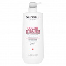 Goldwell Dualsenses Color Extra Rich Brilliance Conditioner balsam pentru păr vopsit 1000 ml