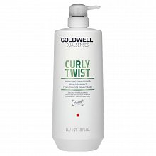 Goldwell Dualsenses Curly Twist Hydrating Conditioner kondicionáló hullámos és göndör hajra 1000 ml