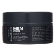 Goldwell Dualsenses For Men Texture Cream Paste pasta modellante per tutti i tipi di capelli 100 ml