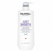 Goldwell Dualsenses Just Smooth Taming Conditioner balsamo levigante per capelli in disciplinati 1000 ml