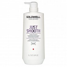 Goldwell Dualsenses Just Smooth Taming Shampoo glättendes Shampoo für widerspenstiges Haar 1000 ml
