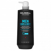 Goldwell Dualsenses Men Hair & Body Shampoo sampon és tusfürdő 2in1 1000 ml