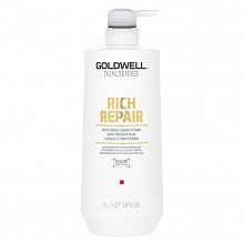 Goldwell Dualsenses Rich Repair Restoring Conditioner balsam pentru păr uscat si deteriorat 1000 ml