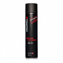 Goldwell Salon Only Hair Lacquer Super Firm hair spray for extra strong fixation 600 ml