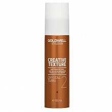 Goldwell StyleSign Creative Texture Crystal Turn cera gel per la lucentezza dei capelli 100 ml