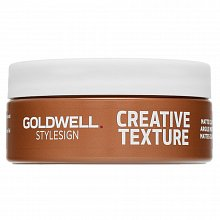 Goldwell StyleSign Creative Texture Matte Rebel modeling clay for creating matte hairstyles 75 ml