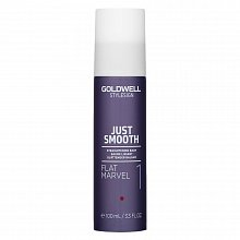 Goldwell StyleSign Just Smooth Flat Marvel balsamo per lisciare i capelli 100 ml