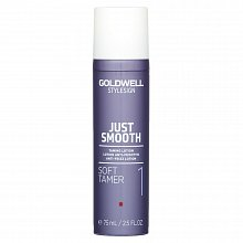 Goldwell StyleSign Just Smooth Soft Tamer hair milk with anti-frizz effect 75 ml