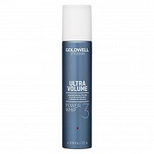 Goldwell StyleSign Ultra Volume Power Whip mousse indurente 300 ml