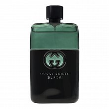 Gucci Guilty Black Pour Homme Eau de Toilette bărbați 10 ml Eșantion