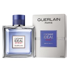 Guerlain L´Homme Ideal Sport Eau de Toilette for men 100 ml